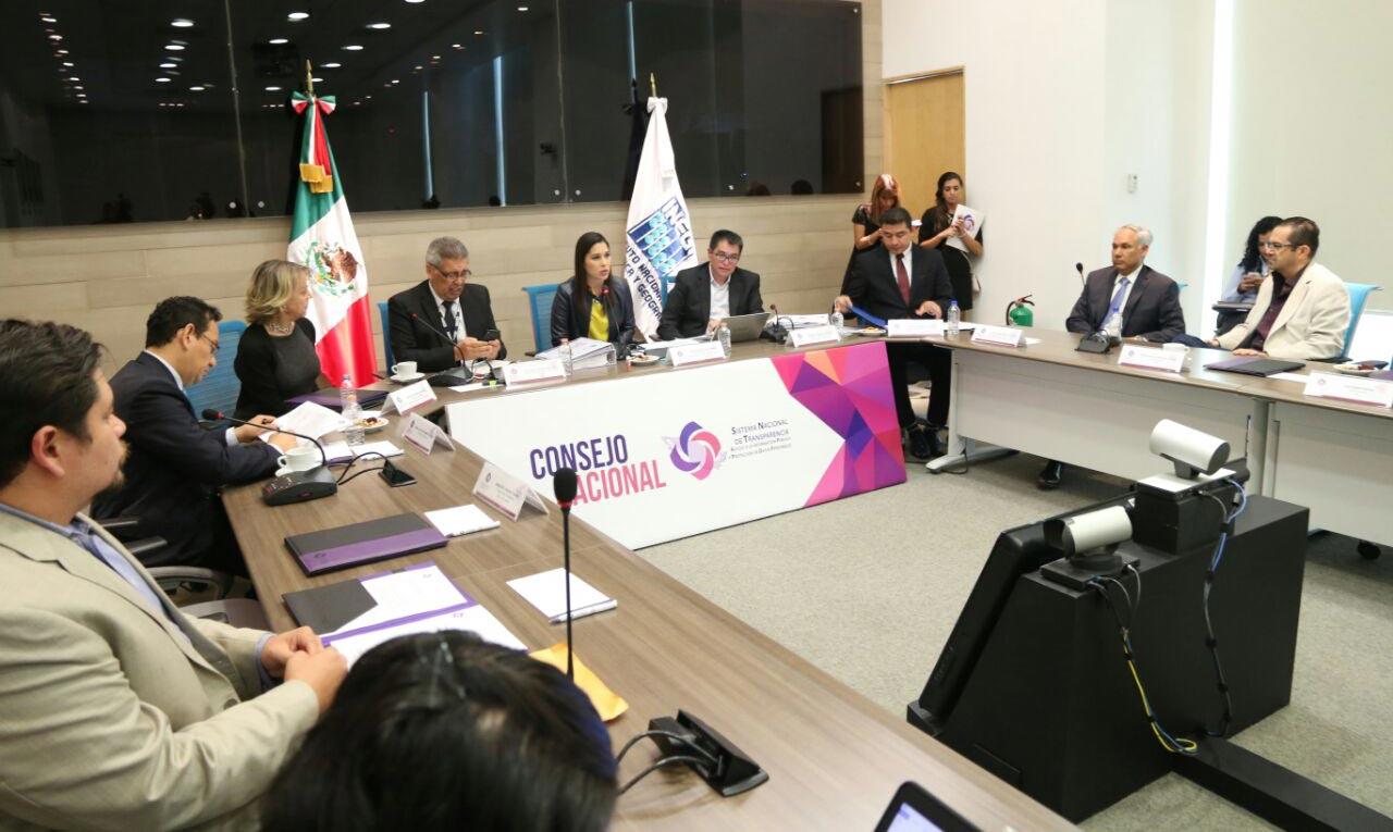 APRUEBA SNT REFORMAS A LINEAMIENTOS DE CLASIFICACIN Y