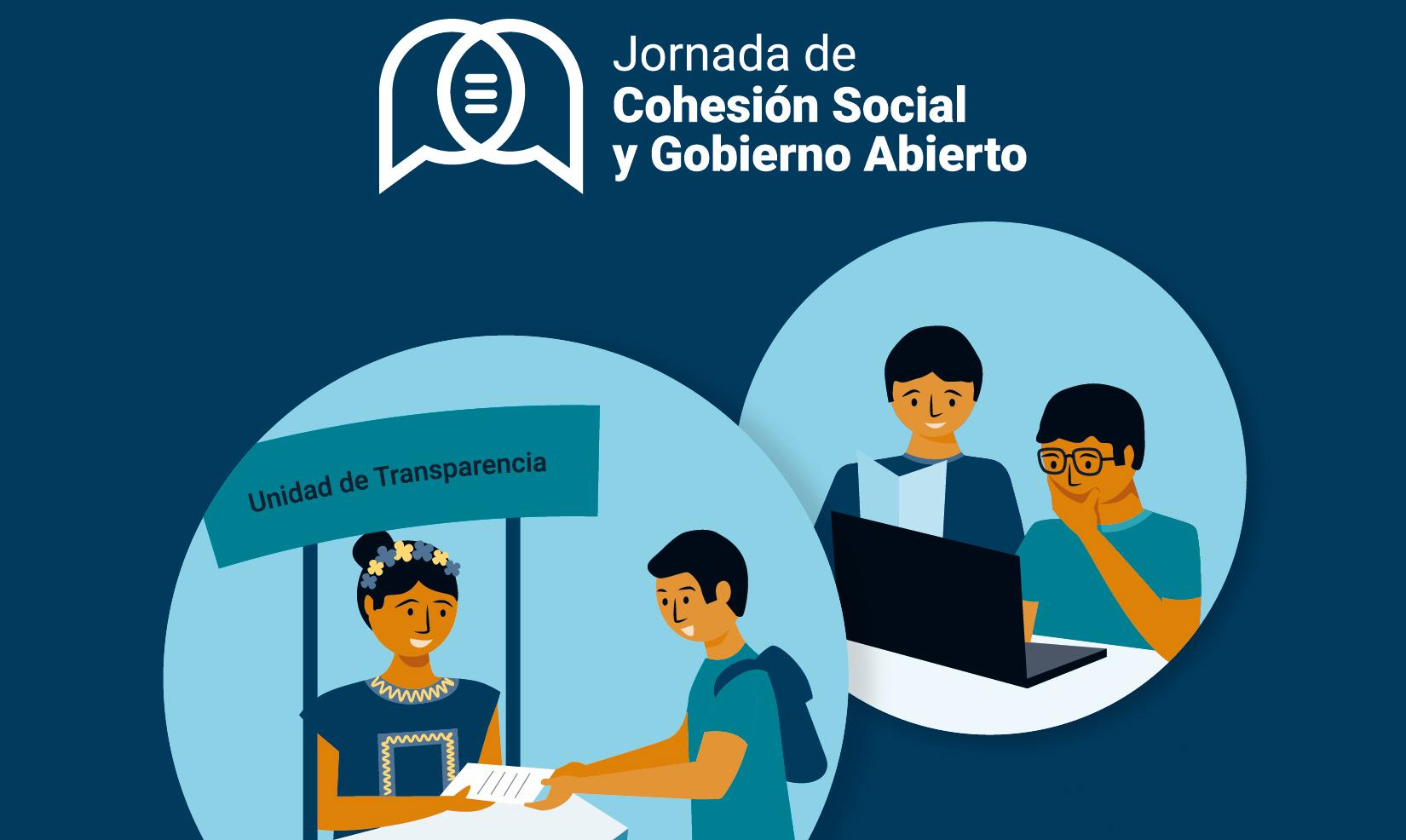 REALIZARÁ IAIPO JORNADA DE COHESIÓN SOCIAL Y GOBIERNO ABIERTO